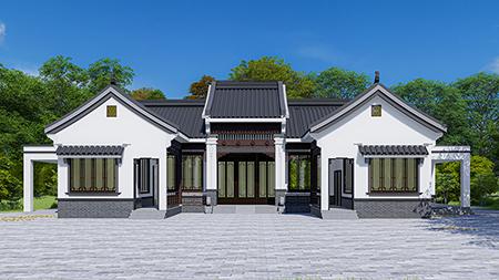 别墅设计及效果图,只要设计符合大众的审美与需求。