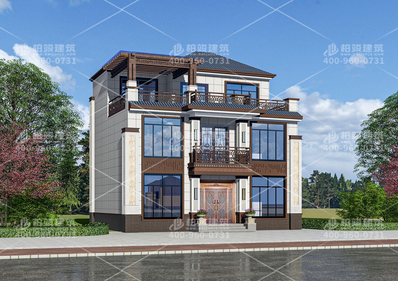 农村建房设计图,找柏俊就对了。