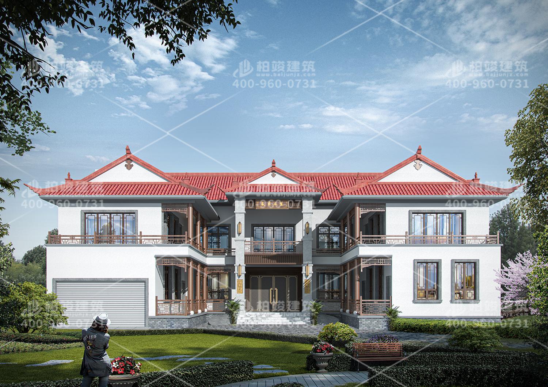 小面积三层别墅设计图纸,小面积的大饱满。