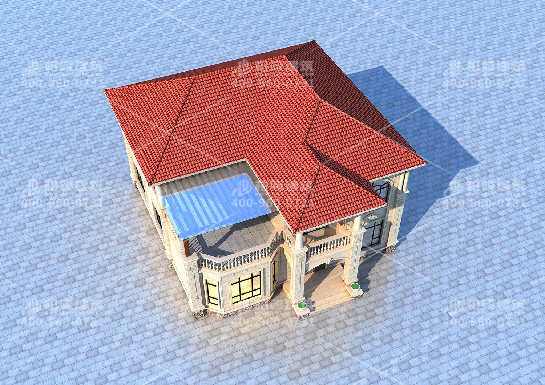 框架结构自建房设计图,比砖混更魅力和安全。