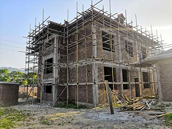 常德三层豪宅施工案例展示