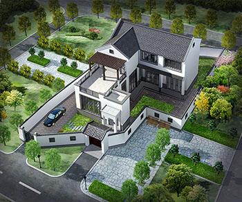 李总中式别墅定制设计
