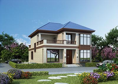 二层房子设计图大全 两层
